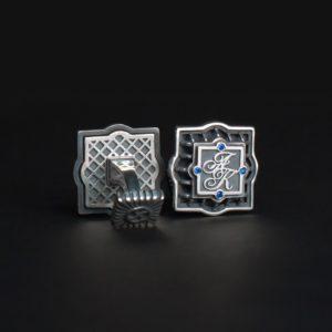 запонки Sudakov Jewellery Atelier